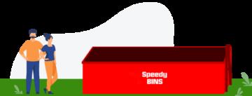 image of 12 Cubic Metre Skip Bin for General Waste