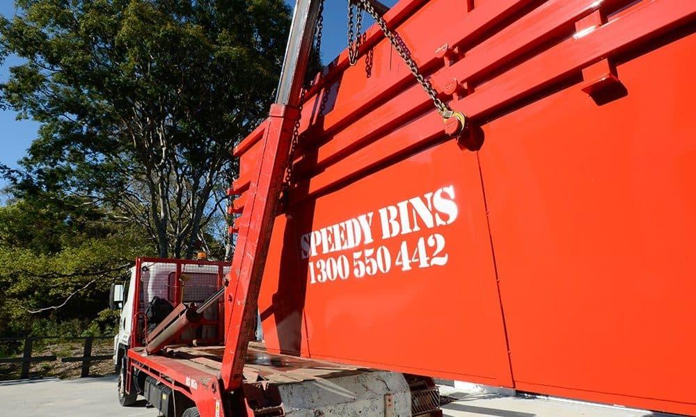Skip Bins of Speedy Bins in Brisbane